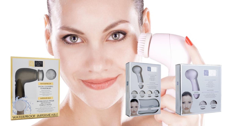 Sistema de limpieza de Cepillos Power Brush Skin